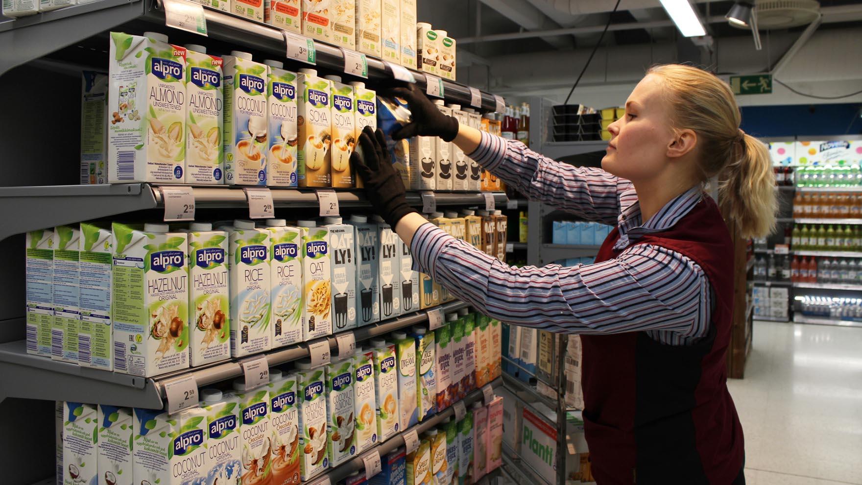K-Supermarket Fortunassa korostuvat erikoisruokavaliot ja ruokatrendit - K-Supermarket